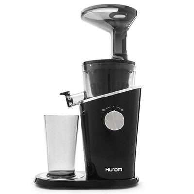 Hurom H100 Vertical Slow Juicer in Black