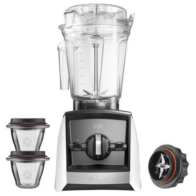 Vitamix Ascent 2300i Blender in White with 225ml Cup Starter Kit
