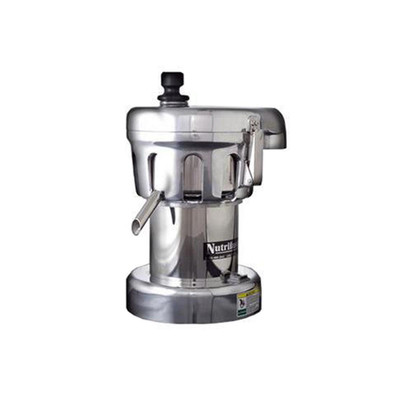 Nutrifaster N450 Commercial Centrifugal Juicer in Stainless Steel