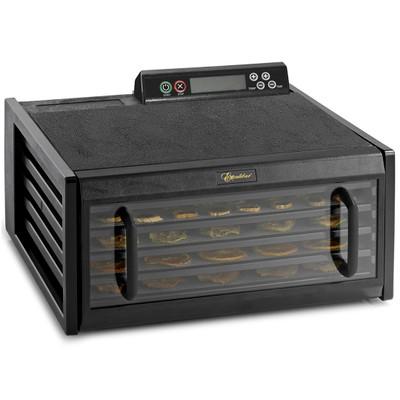 Excalibur 4548CDB 5-Tray Dehydrator with Digital Controls in Black