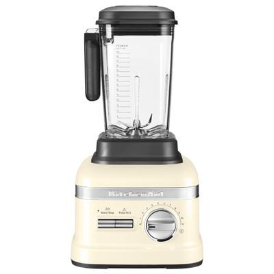 KitchenAid 5KSB7068BAC Artisan Power Blender in Almond Cream