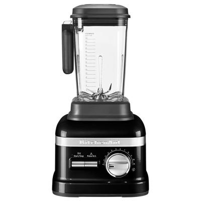 KitchenAid 5KSB7068BOB Artisan Power Blender in Onyx Black