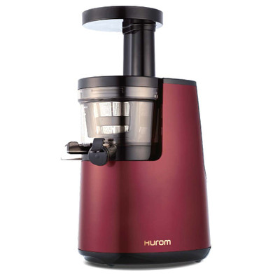 Hurom HH 11 2nd Generation Elite Slow Juicer in Red