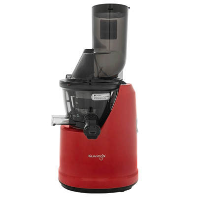 Kuvings B1700 Wide Feed Slow Juicer in Red