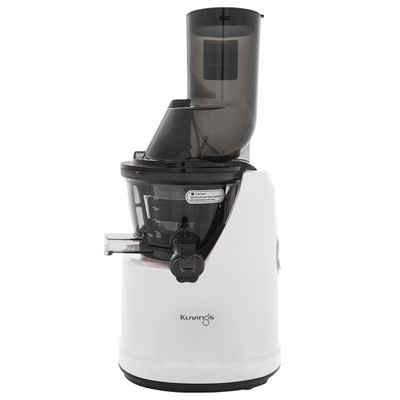 Kuvings B1700 Wide Feed Slow Juicer in White