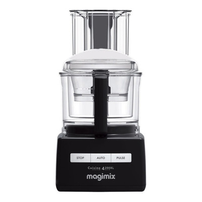 Magimix 4200XL Cuisine Food Processor in Black