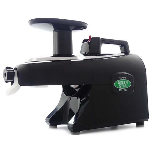 Green Star Elite 5010 Twin Gear Juicer in Black