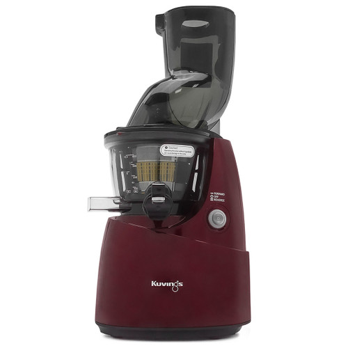 Kuvings B8200 Wide Feed Slow Juicer in Red