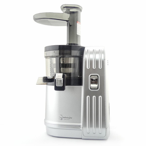 Sana EUJ-828 Slow Juicer in Silver