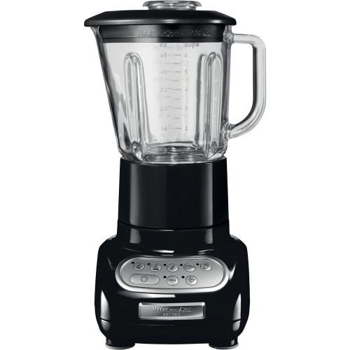 KitchenAid Artisan Blender with Culinary Jar in Onyx Black
