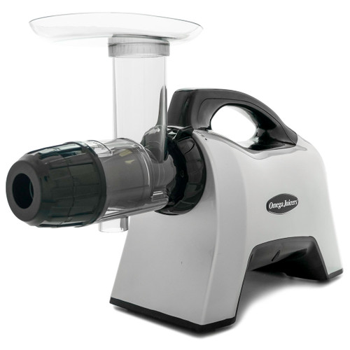Omega NC1000HDS Nutrition Centre Juicer In Silver
