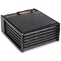 Excalibur 4500B 5-Tray Dehydrator in Black