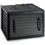 Excalibur 4926TCDB 9-Tray Dehydrator with Timer & Clear Door in Black