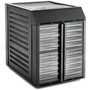 Excalibur RES10 10-Tray Dehydrator with Digital Controls in Black