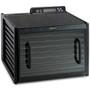Excalibur 4948CDB 9-Tray Dehydrator with Digital Controls in Black