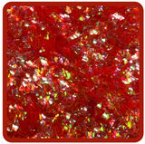 Mylar Ice Red