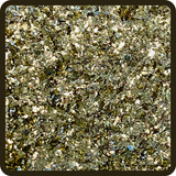 Mylar Ice Gold and Silver