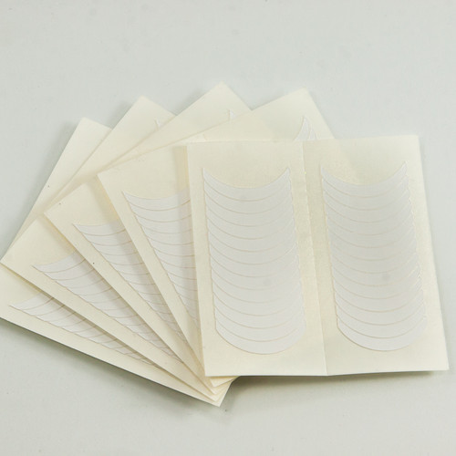 FRENCH MANICURE TIP GUIDES 104/PK