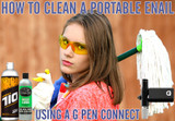 How to Clean a Portable  Enail using the Grenco Science G Pen Connect
