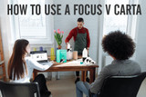 How to Use a Focus V Carta Vape Electric Dab Rig