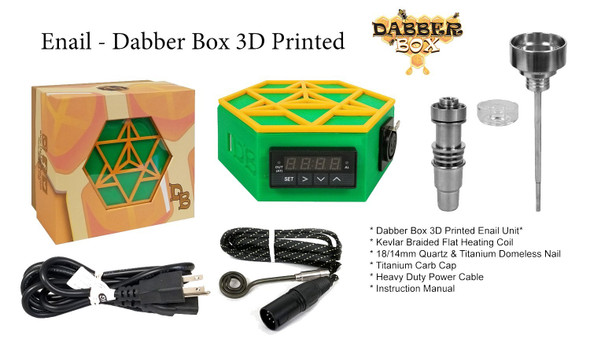 Dabber Box E-Nail Starter Kit