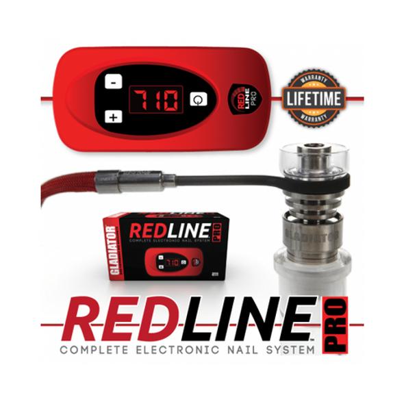Gladiator RedLine Pro Electric Nail System