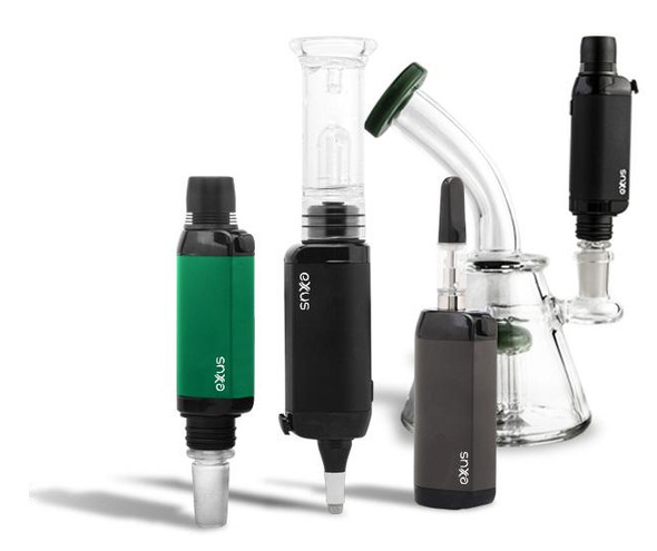 Exxus VRS 3 in 1 Concentrate Vaporizer