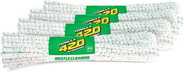 Formula 420 Hard Bristle PIPE Cleaners (BUNDLE OF 44)