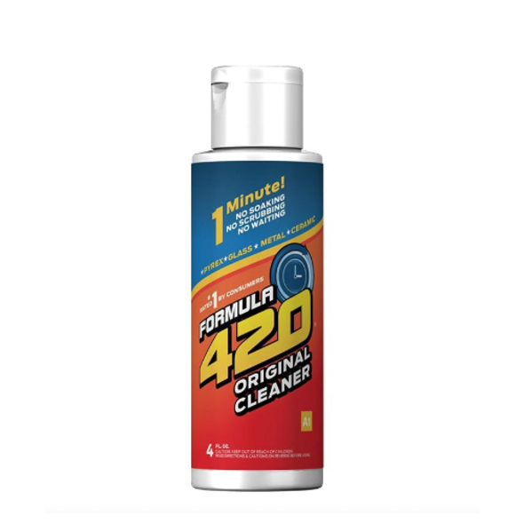 FORMULA 420 GLASS CLEANER, 4 OZ TRAVEL SIZE