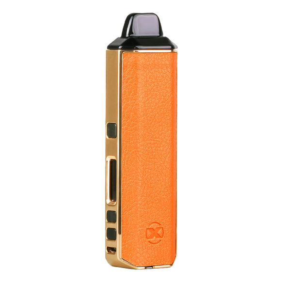 X-Vape Aria Limited Edition Dry-Herb & Concentrate Vaporizer (Atomic Orange)