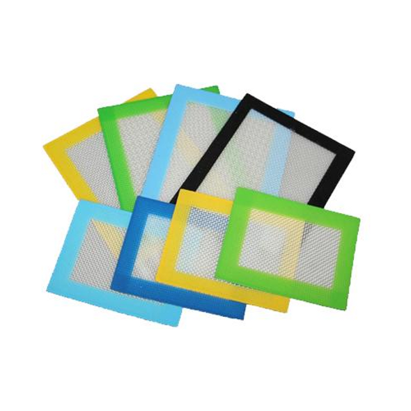 """8"""" x 12"""" Silicone Dab Mat Assorted Colors"""