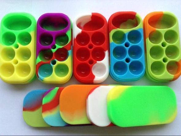 Lego Silicone Wax jar