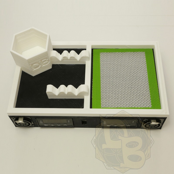 Dabber Box 3D Printed Dual Enail
