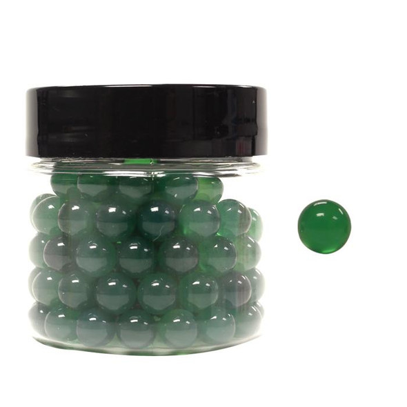 6mm Quartz Terp Ball Banger Bead - Emerald