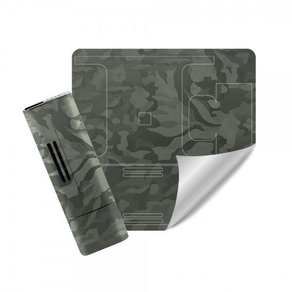 3M® SHADOW GREEN CAMO WRAP for Huni Badger