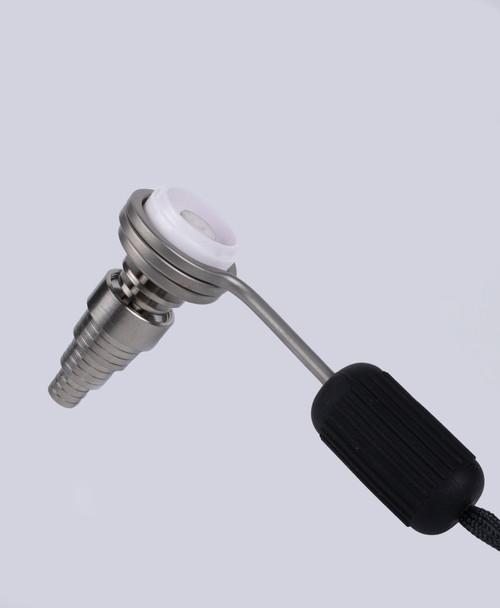 Hybrid E-nail Handle and Hybrid