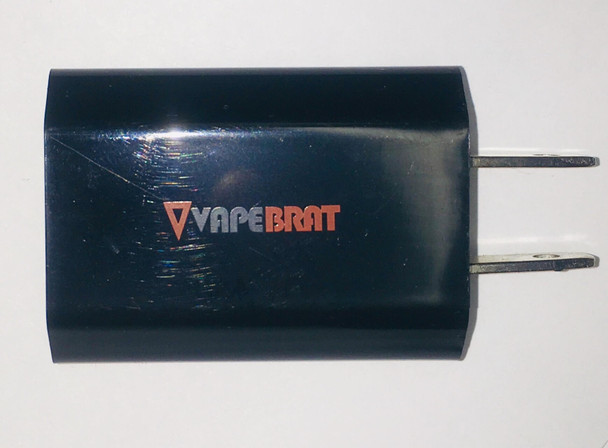 VAPEBRAT USB Wall Charger (only the wall Charger)