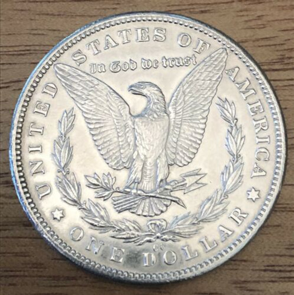 1890-CC (Carson City) Silver Morgan Dollar