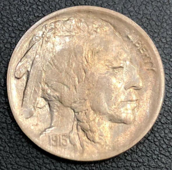 1913 type II Buffalo Head Nickel