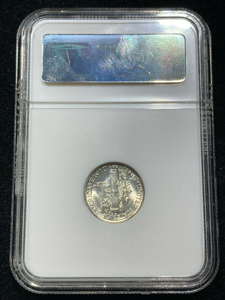 1940-S Mercury Dime NGC MS 67