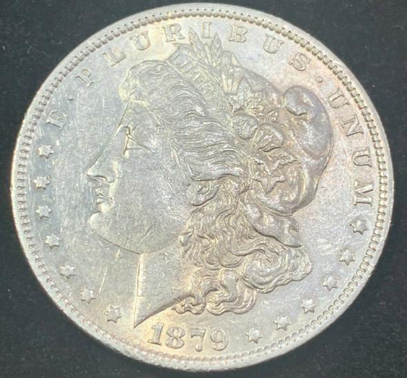 1879-O Silver Morgan Dollar