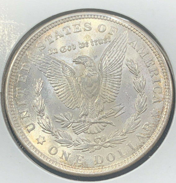 1921 Silver Morgan Dollar Uncirculated