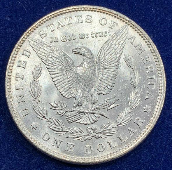1890 Silver Morgan Dollar