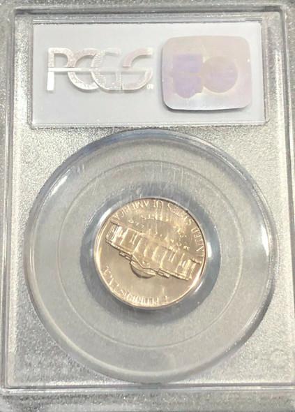 1952 Jefferson Nickel PCGS PR67 Benson Collection