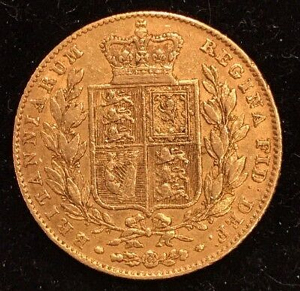 1842 Great Britain Sovereign