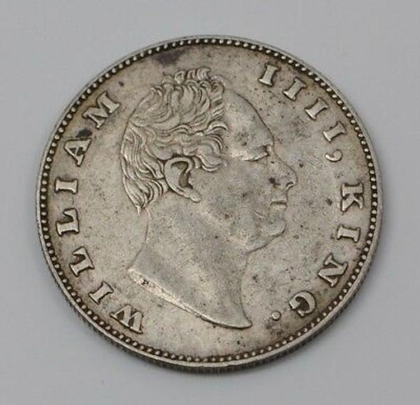 1835 East India Company Rupee