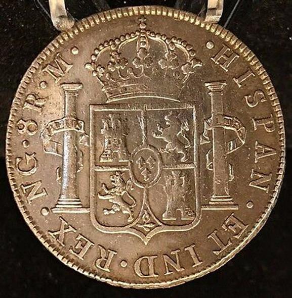 1817 NG Guatemala 8 Reales