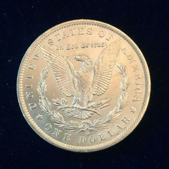 1885-O Silver Morgan Dollar