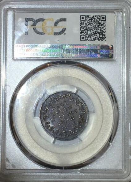 1813 Ireland 10 Pence Bank Token PCGS MS 62