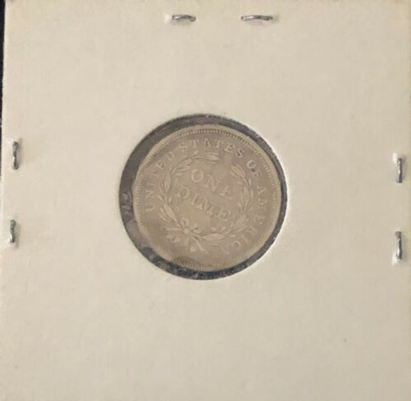 1840 Seated Liberty Dime